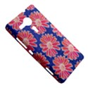 Pink Daisy Pattern Sony Xperia SP View5