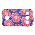 Pink Daisy Pattern Samsung Galaxy S7710 Xcover 2 Hardshell Case View1