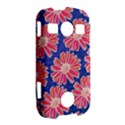 Pink Daisy Pattern Samsung Galaxy S7710 Xcover 2 Hardshell Case View2