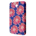 Pink Daisy Pattern Samsung Galaxy Tab 3 (7 ) P3200 Hardshell Case  View3