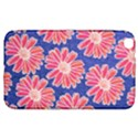 Pink Daisy Pattern Samsung Galaxy Tab 3 (8 ) T3100 Hardshell Case  View1