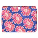 Pink Daisy Pattern Samsung Galaxy Tab 3 (10.1 ) P5200 Hardshell Case  View1