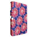 Pink Daisy Pattern Samsung Galaxy Tab 3 (10.1 ) P5200 Hardshell Case  View2
