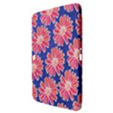Pink Daisy Pattern Samsung Galaxy Tab 3 (10.1 ) P5200 Hardshell Case  View3