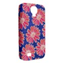 Pink Daisy Pattern Samsung Galaxy S4 Classic Hardshell Case (PC+Silicone) View2