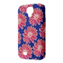 Pink Daisy Pattern Samsung Galaxy S4 Classic Hardshell Case (PC+Silicone) View3