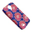 Pink Daisy Pattern Samsung Galaxy S4 Classic Hardshell Case (PC+Silicone) View5