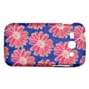 Pink Daisy Pattern Samsung Galaxy Ace 3 S7272 Hardshell Case View1