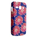 Pink Daisy Pattern Samsung Galaxy Ace 3 S7272 Hardshell Case View2