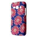 Pink Daisy Pattern Samsung Galaxy Ace 3 S7272 Hardshell Case View3