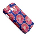 Pink Daisy Pattern Samsung Galaxy Ace 3 S7272 Hardshell Case View5