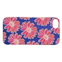 Pink Daisy Pattern Apple iPhone 5S/ SE Hardshell Case View1