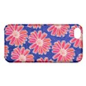 Pink Daisy Pattern Apple iPhone 5C Hardshell Case View1