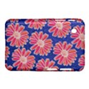 Pink Daisy Pattern Samsung Galaxy Tab 2 (7 ) P3100 Hardshell Case  View1