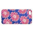 Pink Daisy Pattern iPhone 5S/ SE Premium Hardshell Case View1