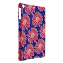 Pink Daisy Pattern iPad Air Hardshell Cases View2
