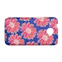 Pink Daisy Pattern HTC Desire 601 Hardshell Case View1