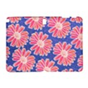 Pink Daisy Pattern Samsung Galaxy Note 10.1 (P600) Hardshell Case View1