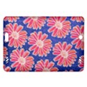 Pink Daisy Pattern Amazon Kindle Fire HD (2013) Hardshell Case View1