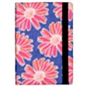 Pink Daisy Pattern iPad Mini 2 Flip Cases View2