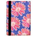 Pink Daisy Pattern iPad Mini 2 Flip Cases View4