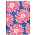 Pink Daisy Pattern iPad Air Flip View1