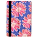 Pink Daisy Pattern iPad Air Flip View4