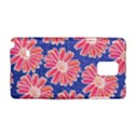 Pink Daisy Pattern Samsung Galaxy Note 4 Hardshell Case View1