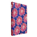 Pink Daisy Pattern iPad Air 2 Hardshell Cases View2