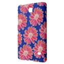 Pink Daisy Pattern Samsung Galaxy Tab 4 (8 ) Hardshell Case  View2