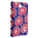 Pink Daisy Pattern Samsung Galaxy Tab 4 (8 ) Hardshell Case  View3
