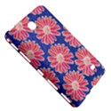 Pink Daisy Pattern Samsung Galaxy Tab 4 (8 ) Hardshell Case  View5