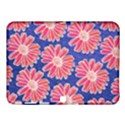 Pink Daisy Pattern Samsung Galaxy Tab 4 (10.1 ) Hardshell Case  View1