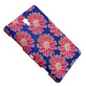 Pink Daisy Pattern Samsung Galaxy Tab S (8.4 ) Hardshell Case  View5