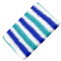 Metallic Blue Glitter Stripes Kindle Touch 3G View4