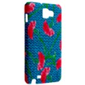 Carnations Samsung Galaxy Note 1 Hardshell Case View2