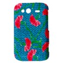Carnations HTC Wildfire S A510e Hardshell Case View3