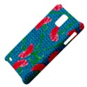 Carnations Samsung Infuse 4G Hardshell Case  View4