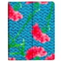 Carnations Apple iPad 3/4 Flip Case View1