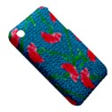 Carnations Apple iPhone 3G/3GS Hardshell Case (PC+Silicone) View5