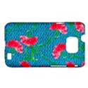 Carnations Samsung Galaxy S II i9100 Hardshell Case (PC+Silicone) View1