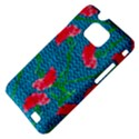Carnations Samsung Galaxy S II i9100 Hardshell Case (PC+Silicone) View4