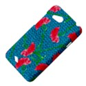 Carnations HTC Desire VC (T328D) Hardshell Case View4
