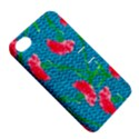 Carnations Apple iPhone 4/4S Hardshell Case with Stand View5
