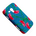 Carnations Samsung Galaxy Duos I8262 Hardshell Case  View5