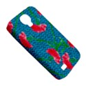 Carnations Samsung Galaxy S4 Classic Hardshell Case (PC+Silicone) View5