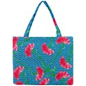 Carnations Mini Tote Bag View1