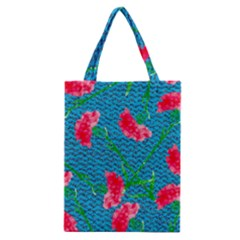 Carnations Classic Tote Bag