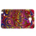 Abstract Shimmering Multicolor Swirly Samsung Galaxy Note 1 Hardshell Case View1