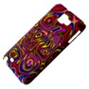 Abstract Shimmering Multicolor Swirly Samsung Galaxy Note 1 Hardshell Case View4